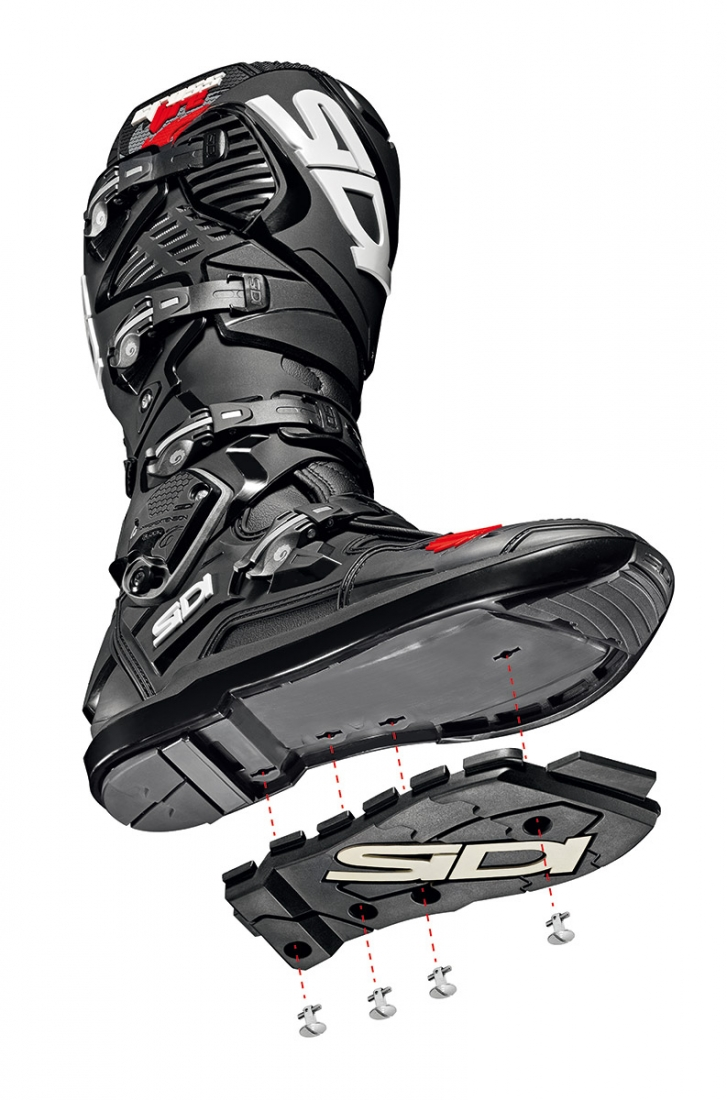 d67a197c37c Motokrosové boty SIDI CROSSFIRE 3 SRS černá černá 2018