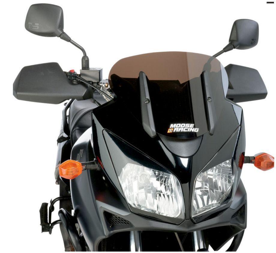 plexi na motocykl MOOSE RACING ADVENTURE SUZUKI DL 650 V-STROM 04-11 ... bfad2d3eef