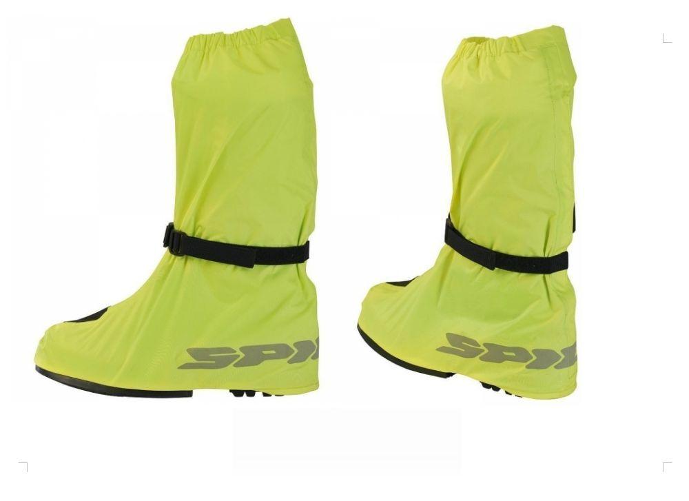 Nepromokavé návleky na boty s podrážkou SPIDI HV COVER žluté ... 3eb6d2b367