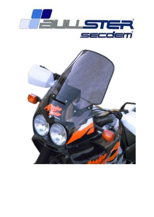 d04b4ab8873 Plexi motocyklu BULLSTER pro HONDA 750 AFRICA TWIN 96-04 čiré ...