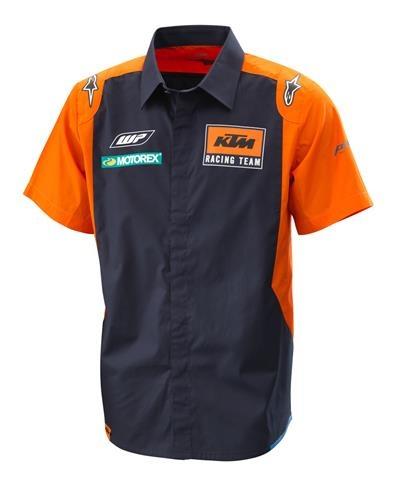 246beb5d04b Pánská košile KTM REPLICA TEAM SHIRT