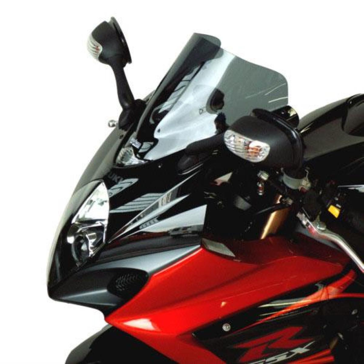 Plexi na motocykl BULLSTER pro SUZUKI GSX R 1000 2007-2008 výška 440 ... ac794fee73