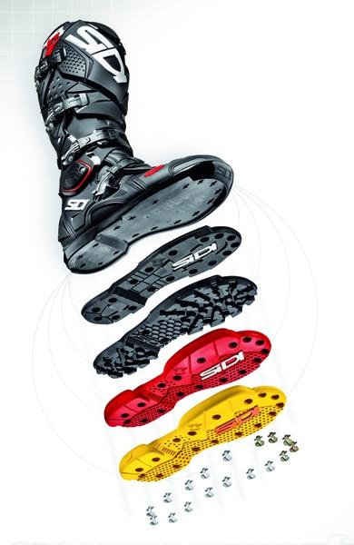 Motokrosové boty SIDI CROSSFIRE 2 SRS černé  f466d17287