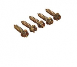 Hřeby do pneumatik ORIGINAL GOLD ICE SCREWS 12,7 mm - 1000 kusů