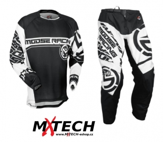 Motokrosový komplet MOOSE RACING QUALIFIER STEALTH 40+4XL