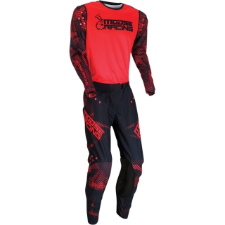 Motokrosový komplet MOOSE RACING M1 AGROID Red/Black