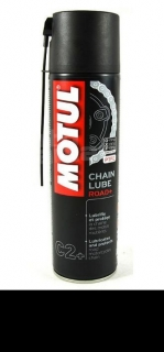 Mazivo na řetězy MOTUL CHAIN LUBE ROAD PLUS C2+ obsah 400ml