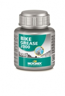 Long term formula mazivo MOTOREX BIKE GREASE 2000  100g