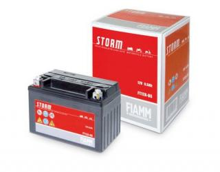 Baterie FIAMM YTX4L-BS