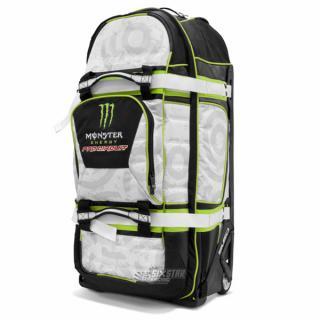 Cestovní taška MONSTER ENERGY Deluxe Roller Bag afc0b98ce0