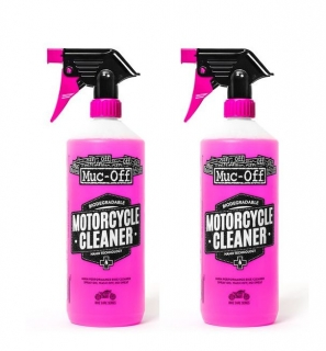 Čistič motocyklů a kol MUC-OFF BIKE - MOTORCYCLE CLEANER NANO TECH 2 litry