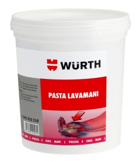 Mycí pasta na ruce WURTH HAND CLEANER 1 kg