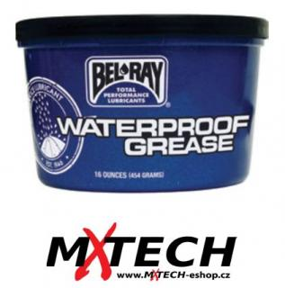 Mazivo na ložiska BEL-RAY WATERPROOF GREASE 454 gramů