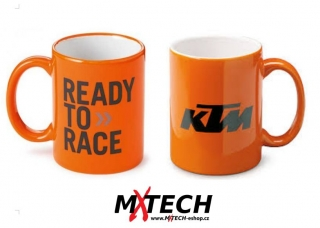 Hrnek KTM MUG ORANGE - 1 KUS
