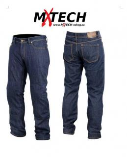 Kevlarové jeans ALPINESTARS Resist Tech Denim modré