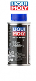 Přísada do paliva LIQUI MOLY Motorbike Oil Additiv 4T 125 ml