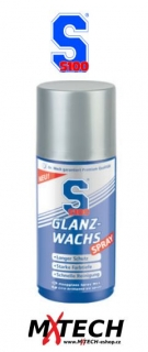 Vosk na motocykly ve spreji S100 GLANZ WACHS SPRAY 250 ml