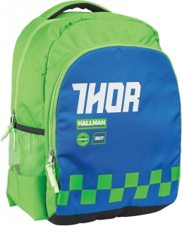 Taška - batoh THOR SLAM BACK PACK GREEN/BLUE 2017