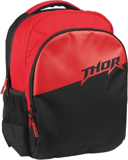 Taška - batoh THOR SLAM BACK PACK BLACK/RED 2017