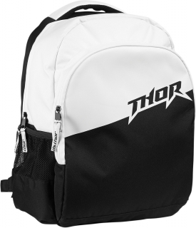 Taška - batoh THOR SLAM BACK PACK BLACK/WHITE 2017