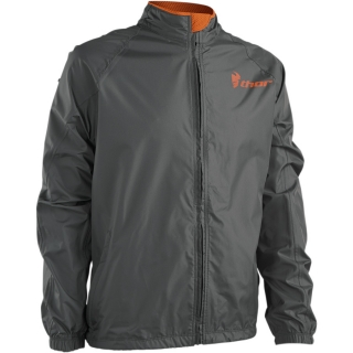 Bunda THOR PACK JACKET CHARCOAL/ORANGE