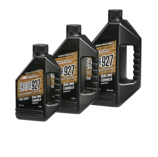 Olej MAXIMA CASTOR 927 RACING 2-CYCLE OIL 473 ML