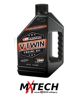 Olej MAXIMA PRE-EVOLUTION V-TWIN ENGINE OIL 70WT - OBSAH 946 ml