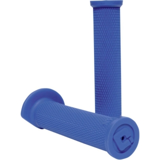 ATV gripy ODI GRIPS RUFFIAN SINGLE PLY BLUE SMĚS MEDIUM 130 MM