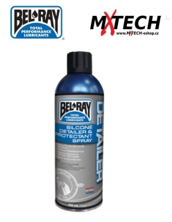 Silikonový ochranný sprej BEL-RAY DETAILER AND PROTECTANT SPRAY 400 ml