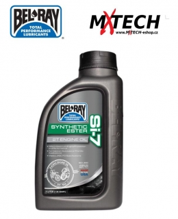 Olej BEL-RAY SI-7 SYNTHETIC 2T ENGINE OIL 1 LITR