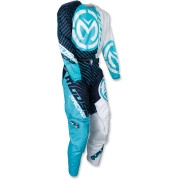 Motokrosový komplet MOOSE RACING QUALIFIER BLUE/WHITE