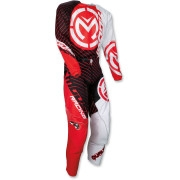 Motokrosový komplet MOOSE RACING QUALIFIER RED/BLACK