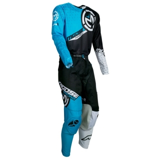 A Motokrosový komplet MOOSE RACING M1 BLUE/BLACK vel. 34+XL