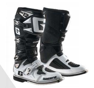 Motokrosové boty Gaerne SG 12 bílá černá 968f8599ab
