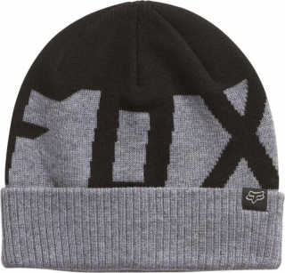 Dámskáčepice Fox Ridge Wool Beanie Black OS