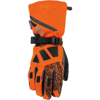 Zimní  rukavice ARCTIVA QUEST GLOVE ORANGE