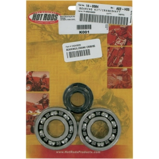 Sada ložisek a gufer HOT RODS HONDA CR 80/85R 1986-2007