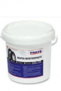 Pasta pro montáž pneu PARTS EUROPE TIRE MOUTING PASTE 1 KG