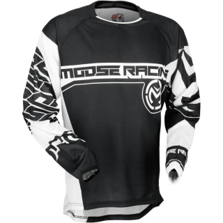 A Motokrosový dres MOOSE RACING QUALIFIER STEALTH vel. L