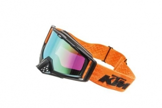 Motokrosové brýle KTM RACING GOGGLES ORANGE