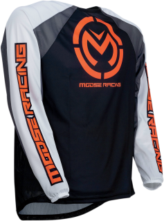 Motokrosový dres MOOSE RACING M1 BLACK/ORANGE