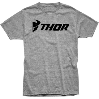 Pánské triko THOR LOUD TEE GRAY HEATHER
