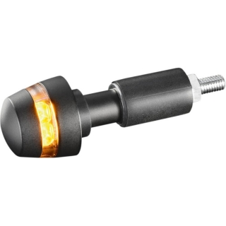 Blinkr do řidítek KELLERMANN BL 2000 DARK LED BAR END INDICATOR BLACK - 1 kus