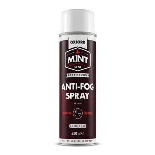 Antifog - sprej proti mlžení na plexi přilby OXFORD MINT ANTI FOG SPRAY 250 ml