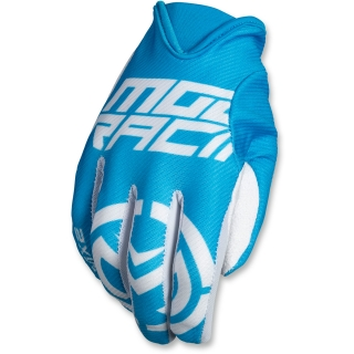 A Motokrosové rukavice MOOSE RACING MX2 BLUE/WHITE   vel. XL