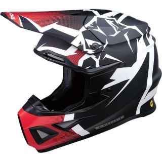 Motokrosová přilba MOOSE RACING AGROID RED